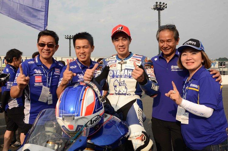06 Yamaha Thailand Racing Team