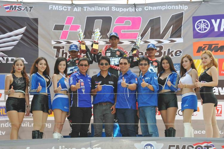012 ยามาฮ่า สานต่อเกม Moto Challenge 2016 ปีที่ 2