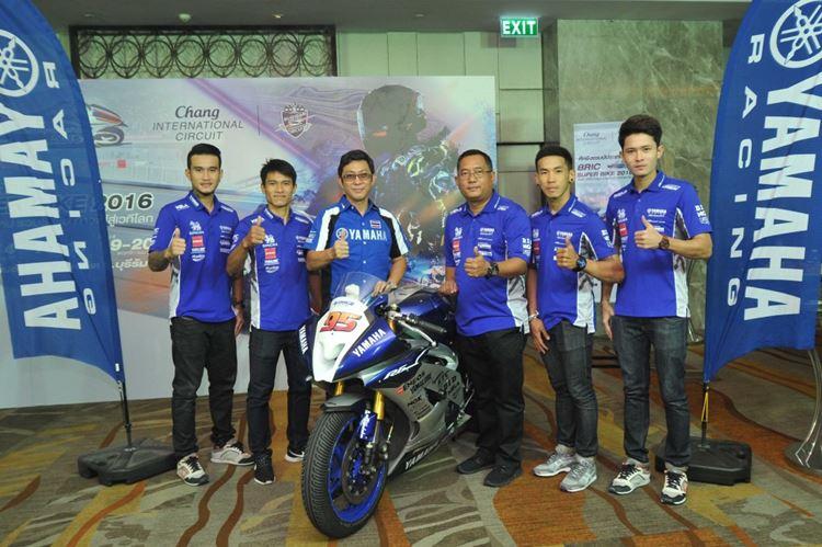 03 ยามาฮ่าจัดทัพรักษาแชมป์ประเทศไทย