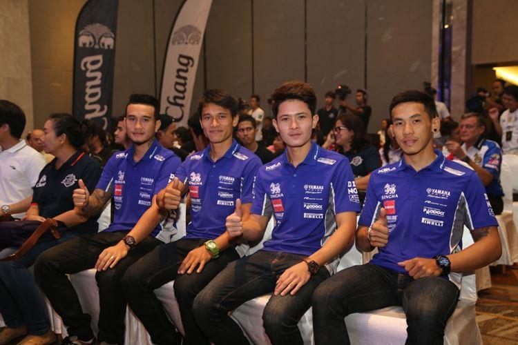 05 ยามาฮ่าจัดทัพรักษาแชมป์ประเทศไทย