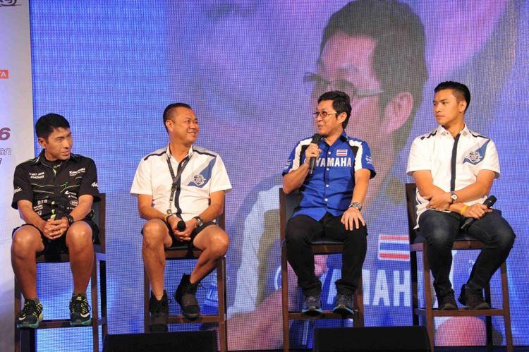 06 ยามาฮ่าจัดทัพรักษาแชมป์ประเทศไทย