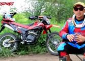 [HD] Riding Magazine#227 : DirtBike Riding Test - Adventure X1 150