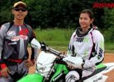 [HD] Riding Magazine#216 : DirtBike Riding Test - KLX140L