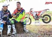 RidingMagazine #239 : DirtBike RidingTest 2015 XCF-W250