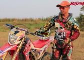 DirtBike RidingTest No.235 CRF250L