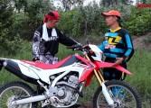 Riding Magazine#204 :Dirtbike Riding Test - CRF250L [HD]