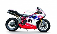 DUCATI 1098R CORSE BAYLISS LIMITED EDITION (241)