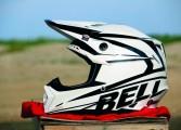 BELL  MOTO 9  HELMET