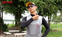 [HD] Riding Magazine#214 : Used Report : LEATT 3DF BODY VEST