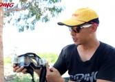 [HD] Riding Magazine#225 : Used Report - 100% Speedlab Vision System