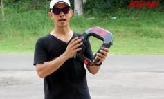 [HD] Riding Magazine#228 : Used Report - EVS R4 Pro Race Collar