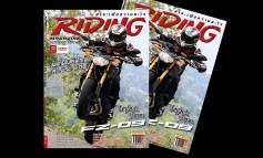 Riding Magaze May 2014 Vol.19 No.224