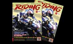 Riding Magaze December 2014 Vol.20 No.231