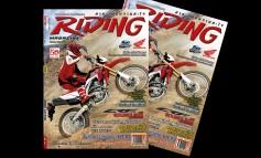 Riding Magaze February 2014 Vol.20 No.233