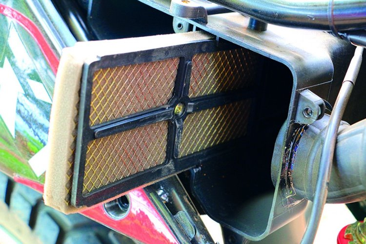 กรองอากาศเรียบง่ายทำความสะอาดได้เพื่อใช้ซ้ำ
