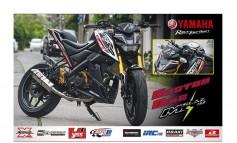 M-SLAZ Custom bike