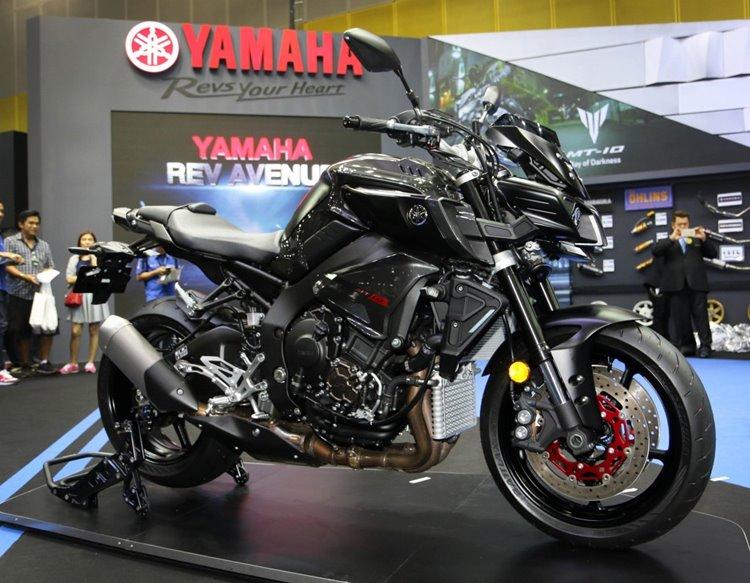 02 Yamaha Rev Avenue
