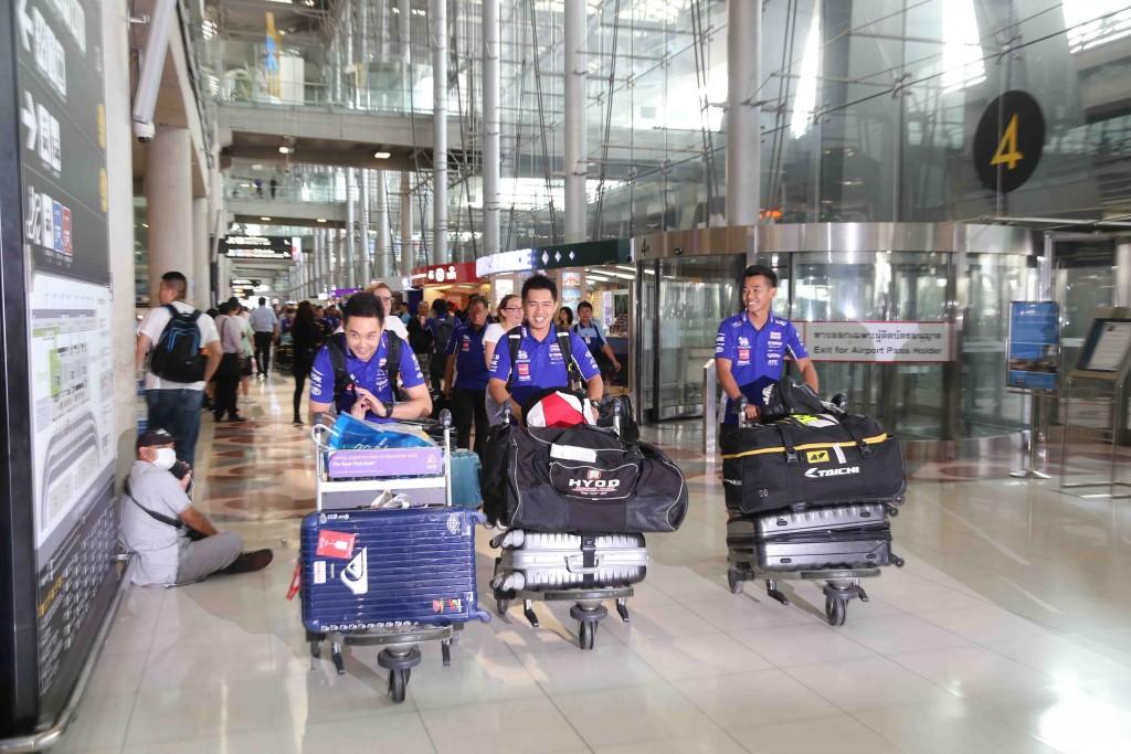 06 ยามาฮ่าต้อนรับนักบิดไทยยามาฮ่าเต็งแชมป์เอเชีย