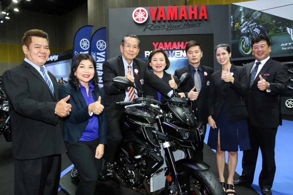 18 Yamaha Rev Avenue