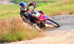 CRF250L 2014  ENDUROCROSS  THAILAND CHAMPION