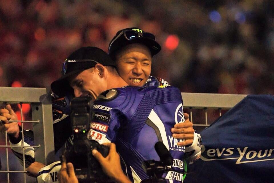 Yamaha winner Suzuka_1911