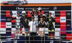 ยามาฮ่าคว้าชัยศึกชิงแชมป์ประเทศไทย สนามที่ 5 รุ่น 1000 cc. รายการ BRIC SUPERBIKE 2016