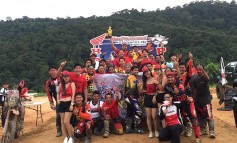 กิจกรรม Chanthaburi Piya Honda CRF Dirt Camp