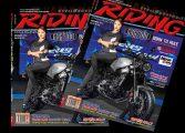 Riding Magaze December 2016 Vol.22 No.255