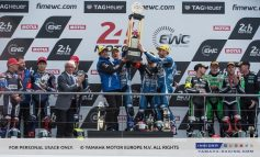YAMAHA YZF-R1 คว้าชัยการแข่งขัน Le Mans 24 Hr