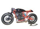 Buccaneer 250I  Cafe Racer
