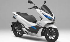 Honda PCX ELectric ฮอนด้า พีซีเอ็กซ์ อิเล็คทริค เปิดตัวครั้งแรกของโลก