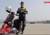 Riding Magazine#268 : Yamaha QBIX 125