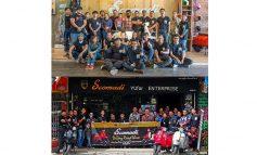 สโกมาดิจัดโรดโชว์ขับขี่ท่องเที่ยวและทดสอบ TT125i & TT200i ประเดิมภาคอีสานที่แรก