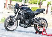CB300R NEO SPORT CAFÉ CUSTOM BIKE Finish