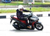 Review New Honda Click150i #Ridingmagazine/273