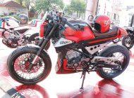 Honda CB150R Sport Neo Café