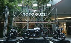 โมโต กุซซี่ เผยโฉม  โมโต กุซซี่ V7 lll โร้ค  MOTO GUZZI V7 III ROUGH