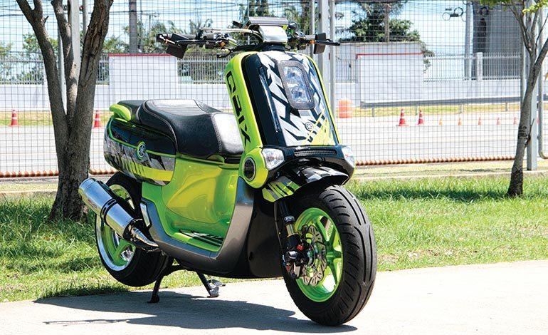 Yamaha QBIX 125 SCOOTER LOWRIDER