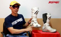 [HD] Riding Magazine 221 :: Used Report - Acerbis Scotch Boot