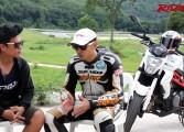 [HD] RidingMagazine#229 : Test on Track - Benelli TNT 300s