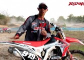 [HD] Riding Magazine#209 : DirtBike Riding Test - CRF450R