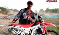 [HD] Riding Magazine#209 : DirtBike Riding Test - CRF450R