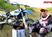 [HD] Riding Magazine#219 : DirtBike Riding Test - Husaberg FE501