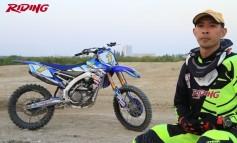 [HD] Riding Magazine#234 : DirtBike Riding Test - YZ250F 2014 FMSCT SX Champion Machine