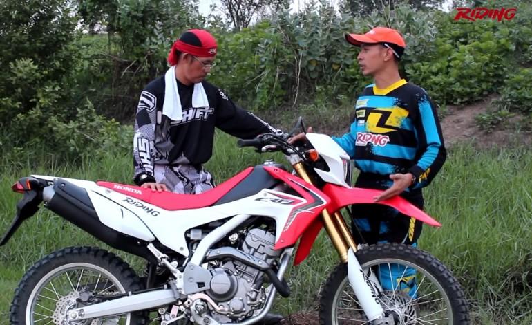 Riding Magazine#204 :Dirtbike Riding Test – CRF250L [HD]