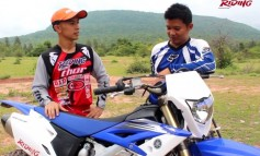 Riding Magazine#203 :Dirtbike Riding Test - WR450F [HD]