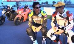 [HD]RidingMagazine#214:TestOnTrack-Honda CBR500RvsCB500F