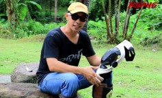 [HD] Riding Magazine#227 : Used Report - POD K300 Knee Brace
