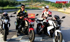 [HD] Riding Magazine#231 : 3 Light Weight Naked Battle [TNT300s/CB300F/Z250]