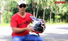 [HD] Riding Magazine#226 : Used Report - EVS T5 Helmet